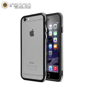 Funda Bumper Negra para iPhone 6 Plus