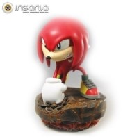 Estátua Knuckles First 4 Figures