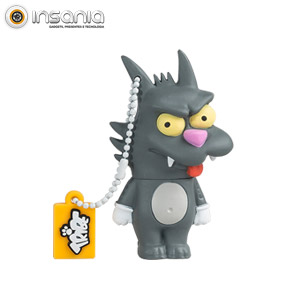 Tribe Pen Drive The Simpsons Scratchy 8GB