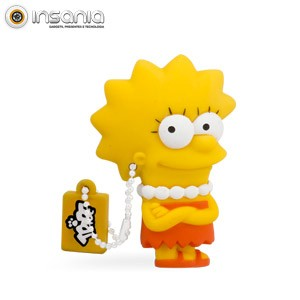 Maikii Pen Drive The Simpsons Lisa 8GB