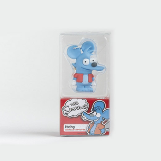 Tribe Pen Drive The Simpsons Itchy 8GB