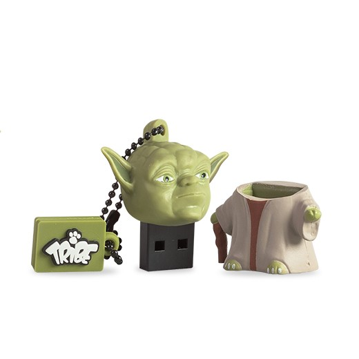 Tribe Pen Drive Star Wars Yoda 16GB