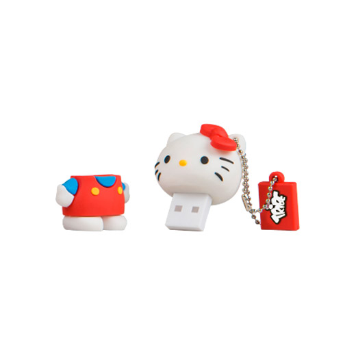 Tribe Pen Drive Hello Kitty 4GB