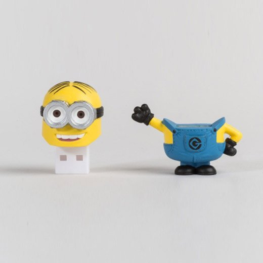 Maikii Pen Drive Despicable Me Minions Dave 8GB