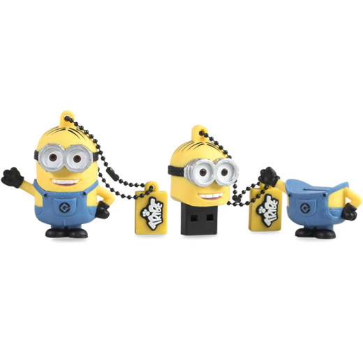 Tribe Pen Drive Despicable Me Minions Dave 8GB