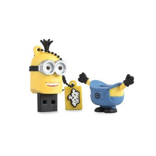 Tribe Pen Drive Despicable Me Minions Tim 8GB