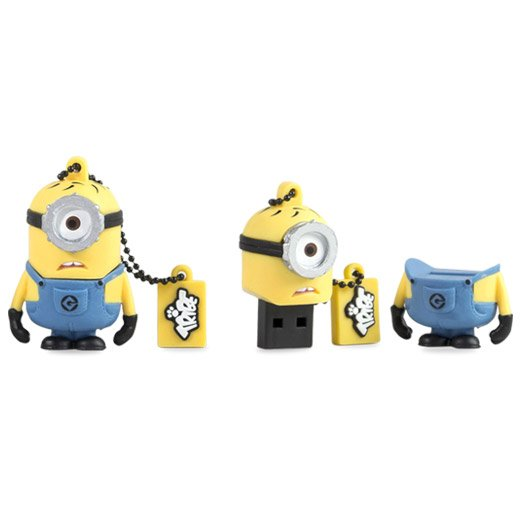 Maikii Pen Drive Despicable Me Minions Carl  8GB