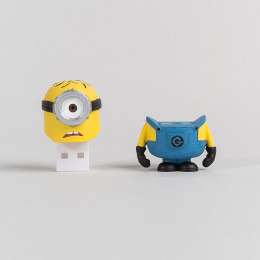 Tribe Pen Drive Despicable Me Minions Carl  8GB