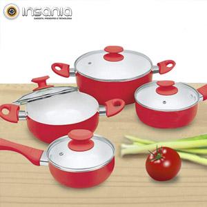 Juego de Cocina de Cerámica (8 piezas)
