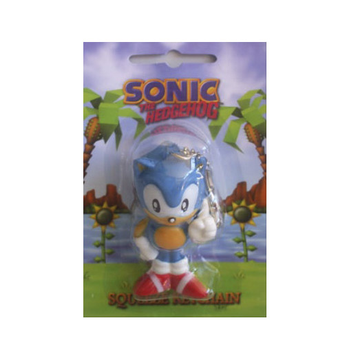 Llavero Squeeze Sonic