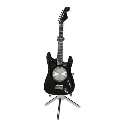 Relógio Guitarra Fender Preta