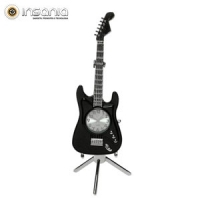 Reloj Guitarra Fender Negra