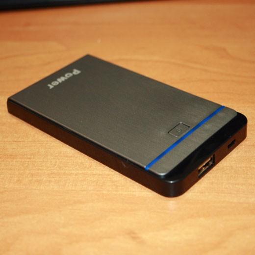 Carregador Portátil Powerbank Low Cost (1 porta USB) 12800mAh