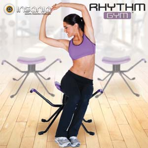 Sistema de Exercícios Rhythm Gym