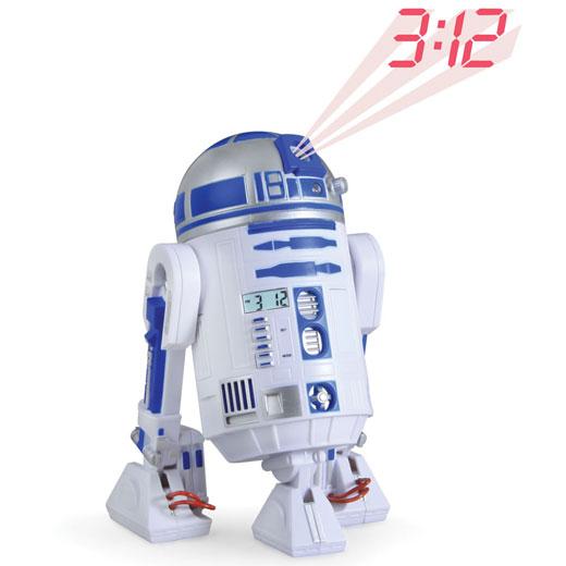Alarme Projetor R2-D2 Star Wars