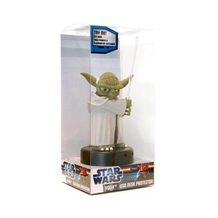 Protector de escritorio usb yoda star wars env o - Protector escritorio ...