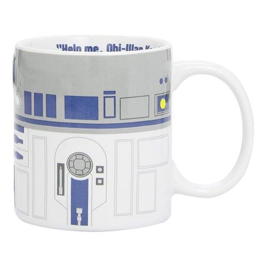 Caneca R2-D2 2D Star Wars