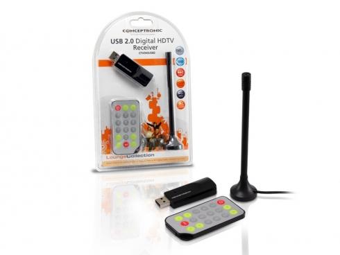 Adaptador Digital HDTV USB