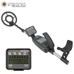 Detector de Metales Digital Pro 4 con LCD