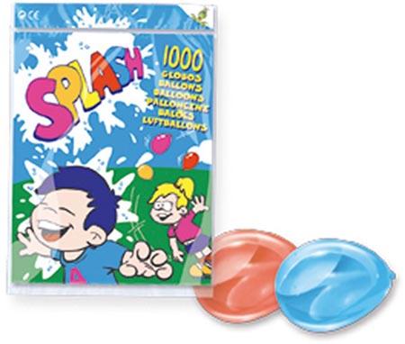 Balões de Água (Pack 1000)