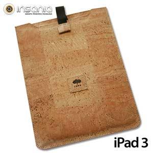 Capa em Cortiça iPad 3