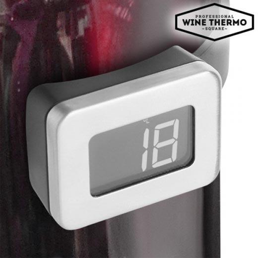 Termómetro para Vinho Sommelier