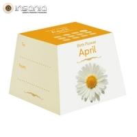 Flores Cumpleaños - Abril