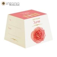 Flores de Aniversário - Junho