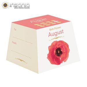 Flores Cumpleaños - Agosto