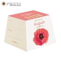 Flores de Aniversário - Agosto