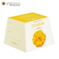 Flores Cumpleaños - Octubre
