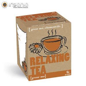 Faça-me Crescer: Chá Relaxante