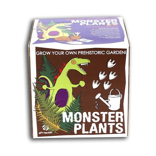 Semeia e Vê Crescer: Plantas Monstruosas