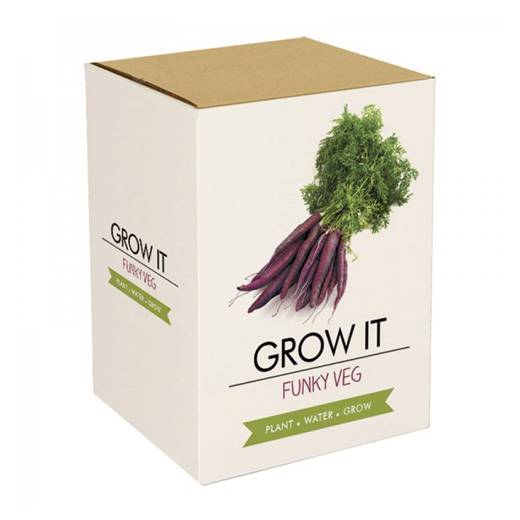 Grow It: Vegetais Funky