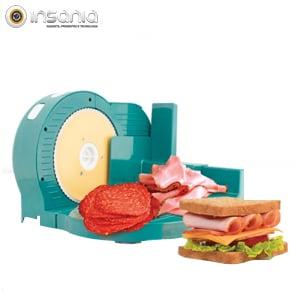 Máquina de Cortar Fiambre Elétrica Food Slicer