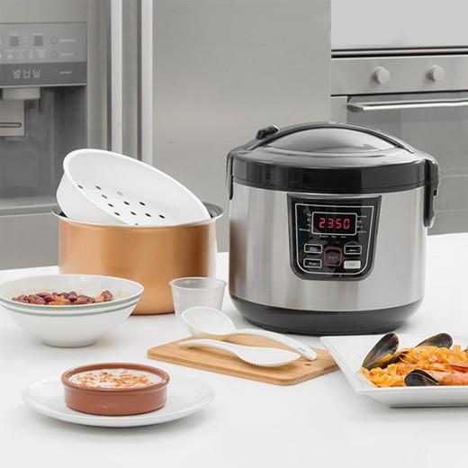 Robô de Cozinha Smart Cooker