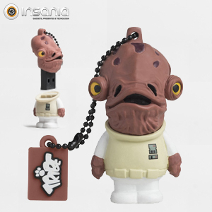 Tribe Pen Drive Star Wars Admiral Ackbar 8GB
