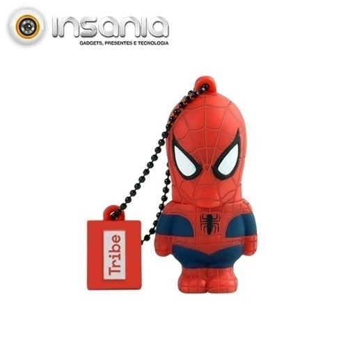 Tribe Pen Drive Marvel Spiderman 16GB