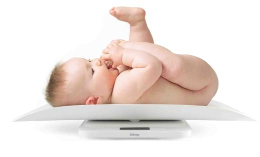 Balança Smart Baby Scale Withings
