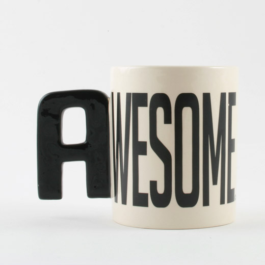 Taza Awesome