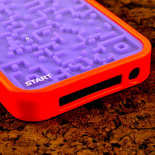 Carcasa laberinto para iPhone 5