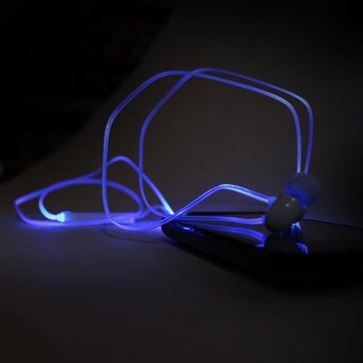 Auriculares led