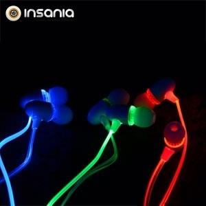 Auscultadores LED
