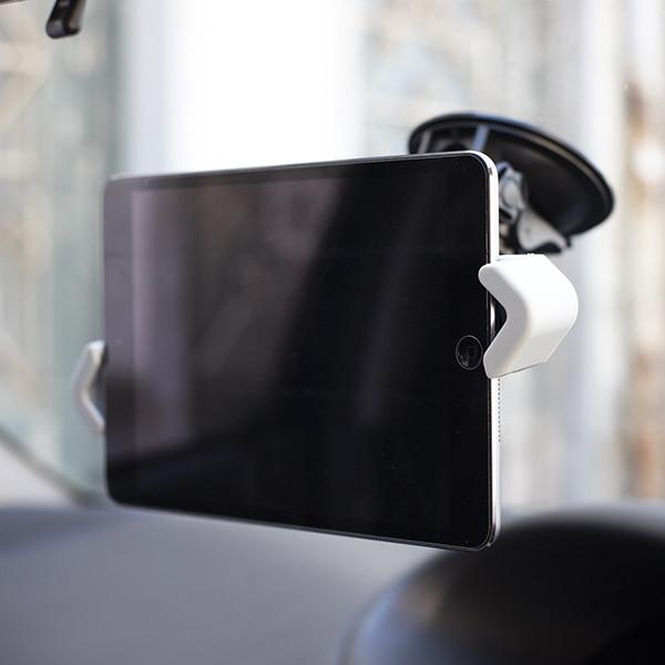 Suporte Universal Rotativo para Tablets Carro
