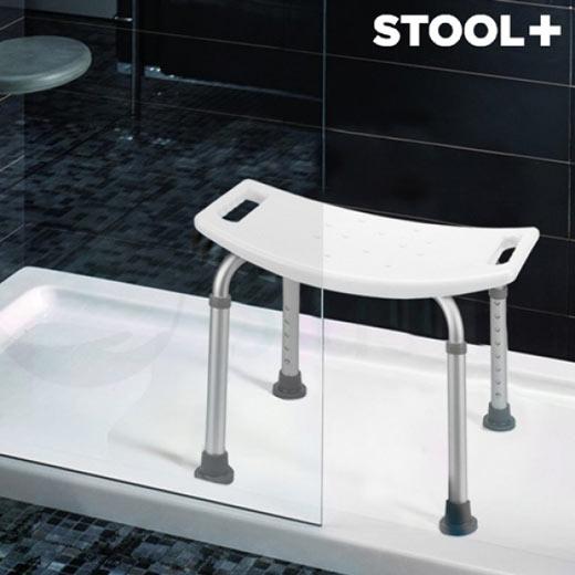 Banco antideslizante para el baño Stool+