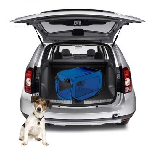 Transportín plegable para perros