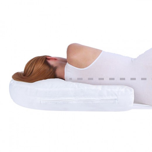 Almohada con forma de U