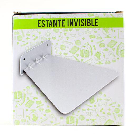 Estantes Invisíveis (Pack 2)