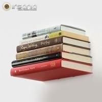 libros, decoración