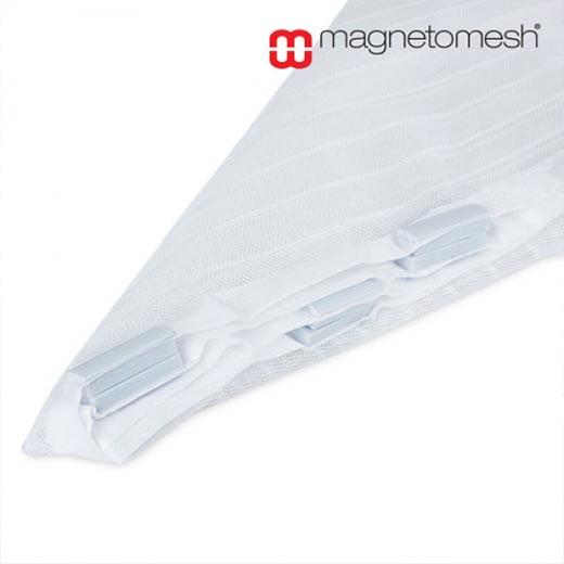 Cortina magnética antinsectos